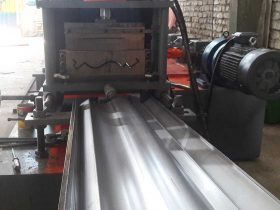 flashing roll forming machine