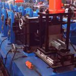 Pallet Rack Roll Forming Machine