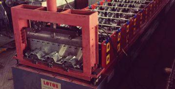 steel floor decking