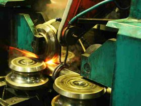 production line of stainless steel clad tube mill