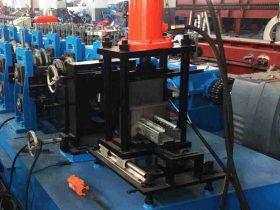 Warehouse Storage Pallet Rack Roll Forming Machine