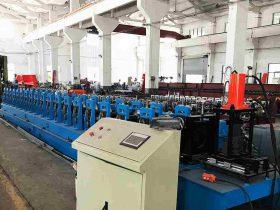 Storage Pallet Rack Roll Forming Machine