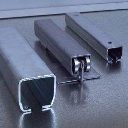 Roller Shutter Door Guide Rail