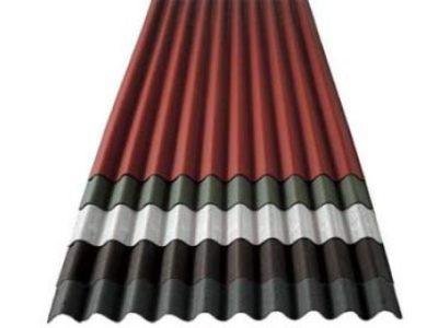 corrugated steel sheet making machine
