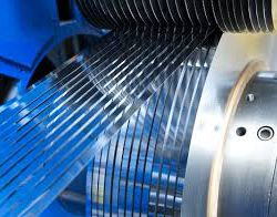 slitting metals process