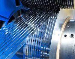 slitting metals process