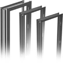 metal door frame machine