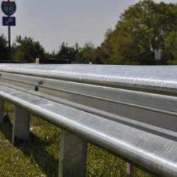 W Shape Steel High Way Crash Barrier Guard Rail Roll Forming