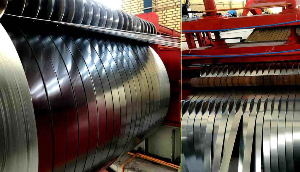 slitting machine-line