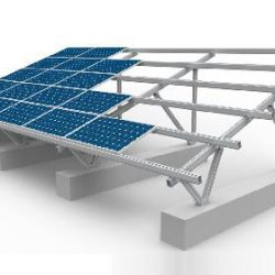 Solar Energy Bracket Roll Forming Machine