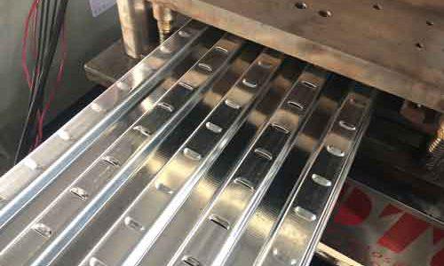 Scaffold Metal Plank Roll Making Machine