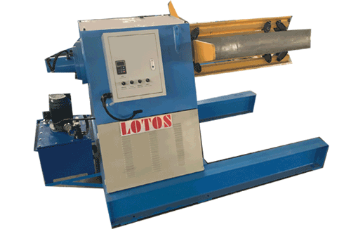 Automatic Decoiler Machine