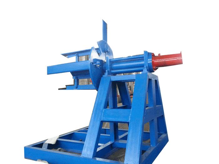 Manual Decoiler Machine