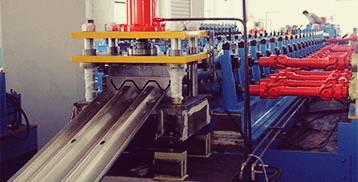 Guardrail Machine