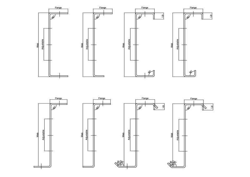 ▷ Purlin Roll Forming Machine | Purlin Machine 2O19 ◁