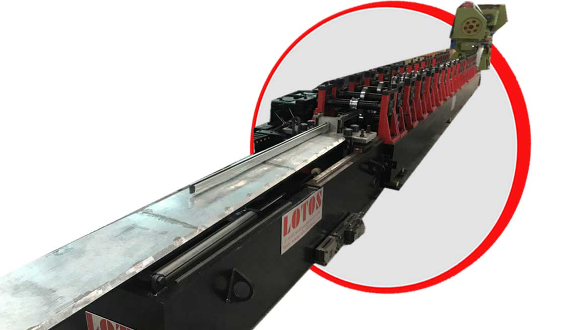 unistrut-channel-roll-forming-machine