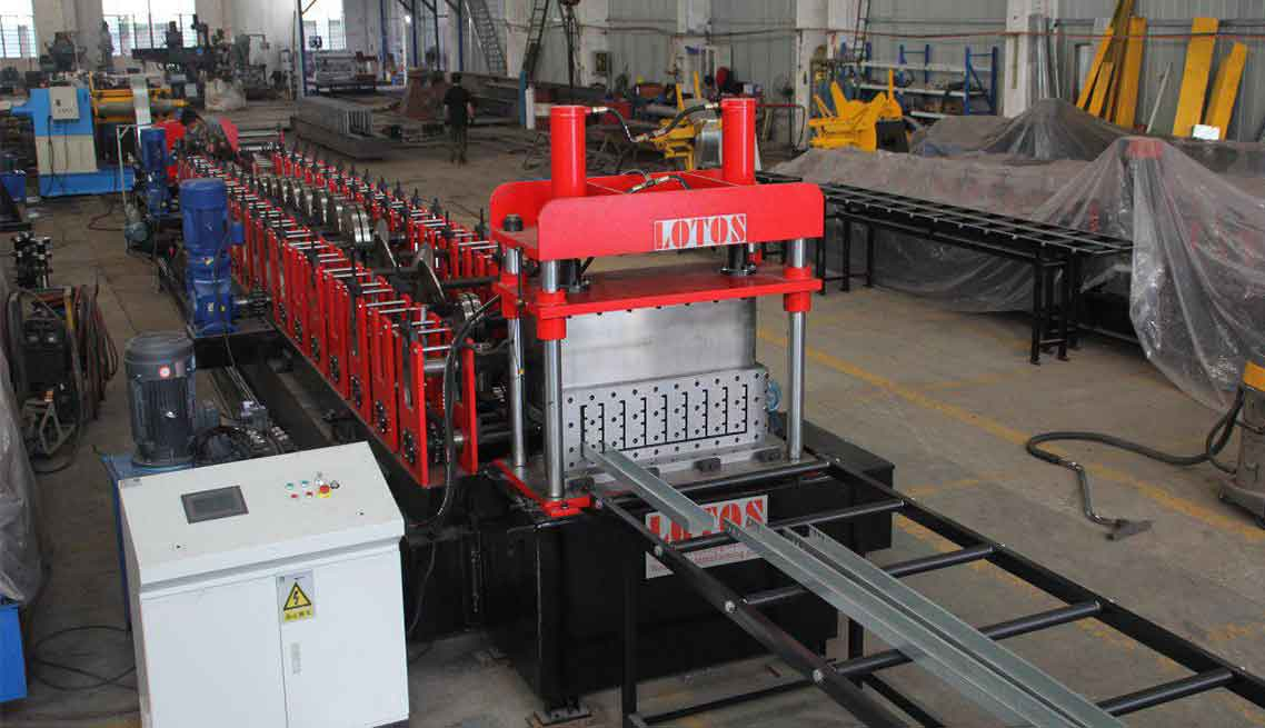 cable-tray-forming-machine