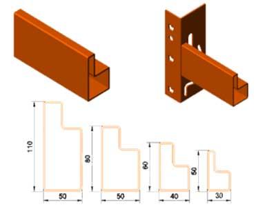 Shelf-Step-beam-Rack