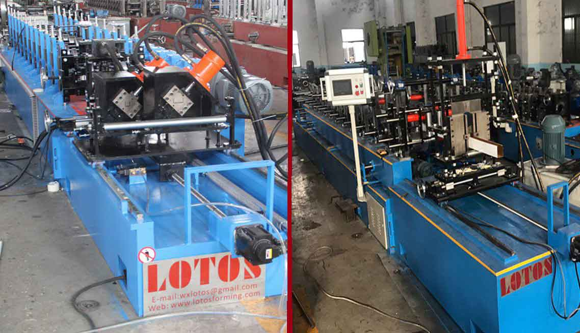 u-ceiling channel-roll-forming-machine