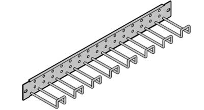 Single Rail Cable Tray
