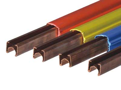 conductor bar roll forming machine