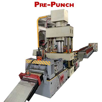 press punching machine