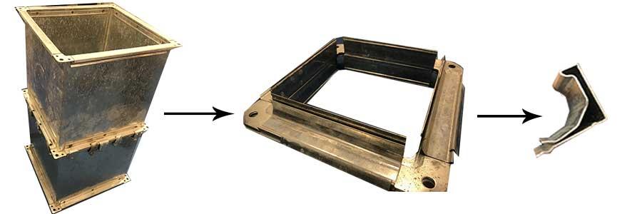 TDF-flange-making-machine