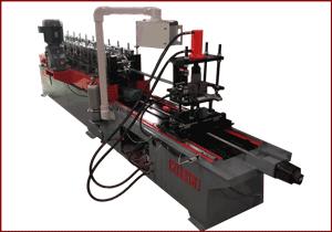 LIGHT GAUGE ROLL FORMING MACHINE