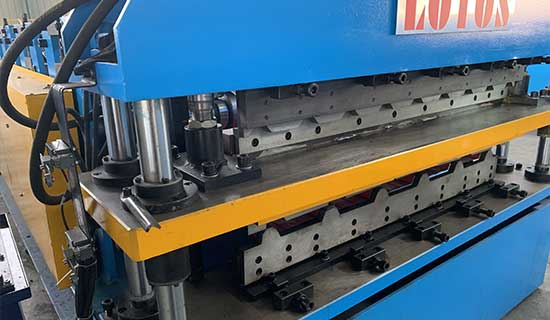 DOUBLE-LAYER-FORMING-MACHINE