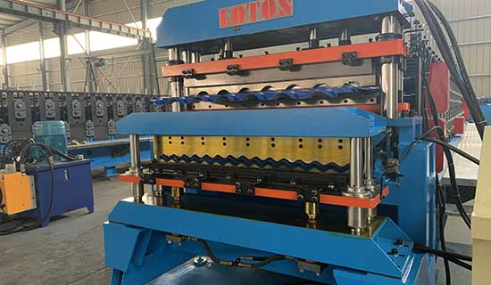 Double-Layer-Roof-Panel-Roll-Forming-Machine