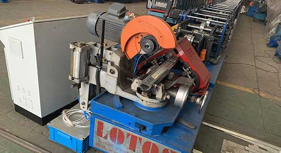 FENCING-POST-ROLL-FORMING-MACHINE