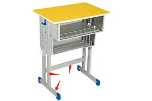 School Desk Frame roll forming machine