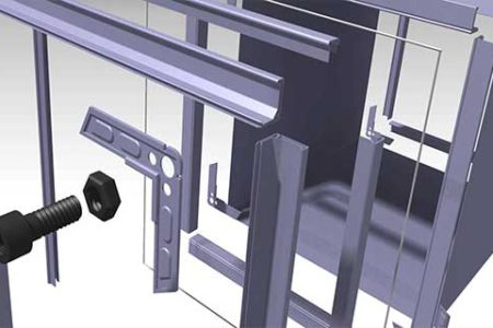 FLANGE-ROLL-FORMING-MACHINE