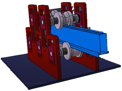 Inspect-The-Finished-Profile-in-roll-forming