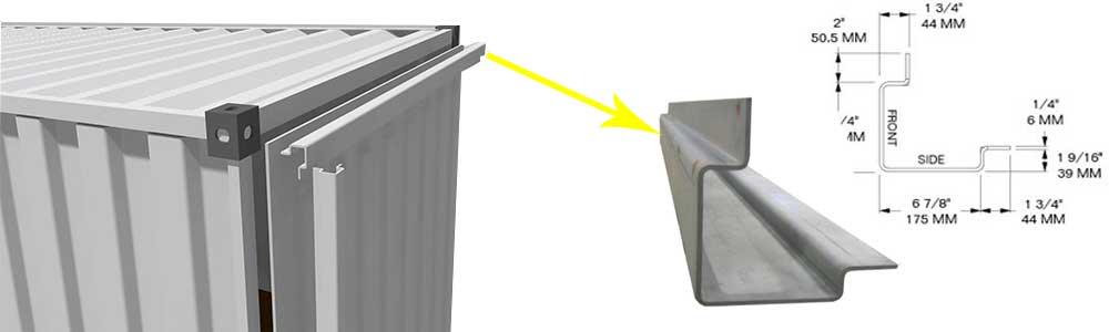 Container-House-Corner-Post-machine