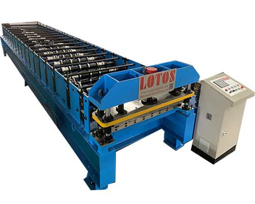 Container-Side-Panel-Forming-Machine