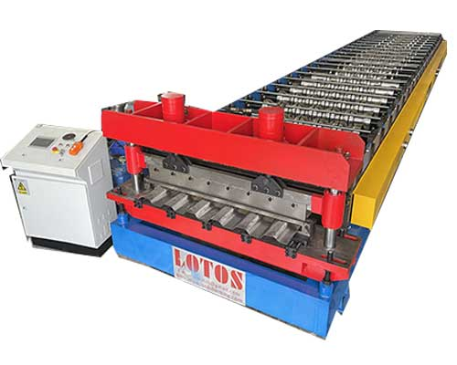 shipping-container-roof-panel-forming-machine