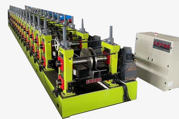 HIGH THICKNESS FORMING MACHINE