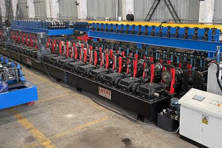 Silo-Roll-Forming-Production-Line