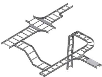 Cable-ladder-COMPONENTS