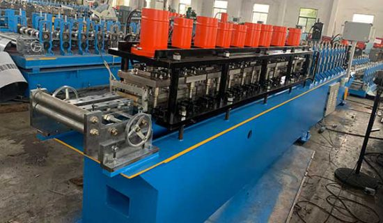 Poultry-Layer-Cage-roll-forming-machine