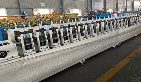 Poultry-parts-roll-forming-machines