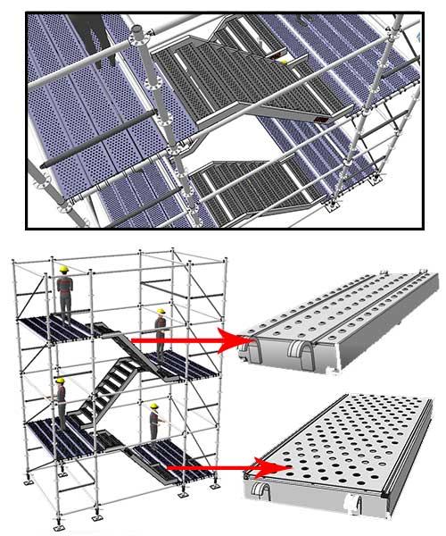 Scaffold-Metal-Plank-Roll-Making-Machine