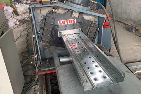 Scaffold-Walk-Board-Roll-Forming-Machine