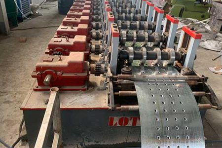 Scaffolding-Production-Line