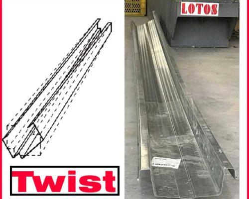 Twist-problem-on-roll-forming-machine