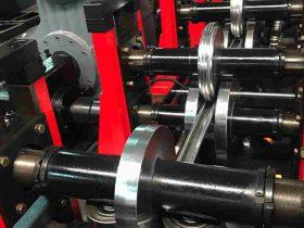 Uni Strut Channel Roll Forming Machine