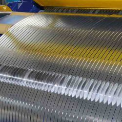 Stainless Steel High Precision Slitting Line