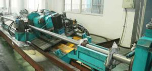 cold cutting unit for tube mill production line