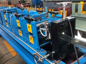 Fire Proof Window Frame Roll Forming Machine